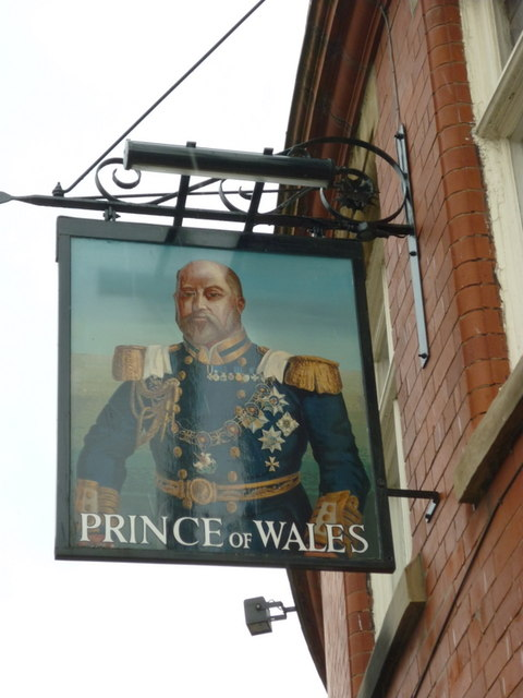 The Prince of Wales on Camp Street, Broughton