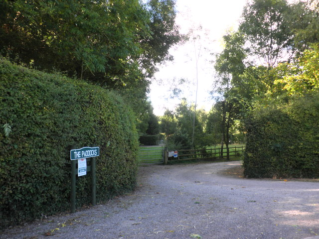 Caravan Club site, The Paddocks, Bogmarsh