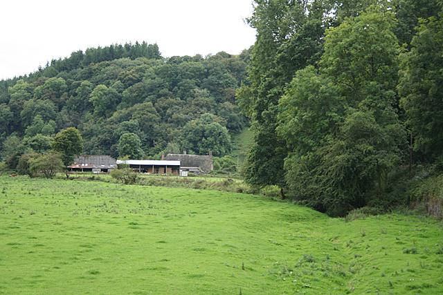 Tiverton: towards Hatherland Mill Farm