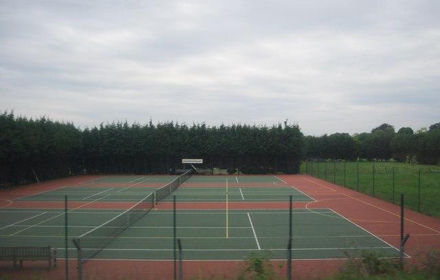Tennis Court, Quintin Hogg Memorial Ground, Grove Park
