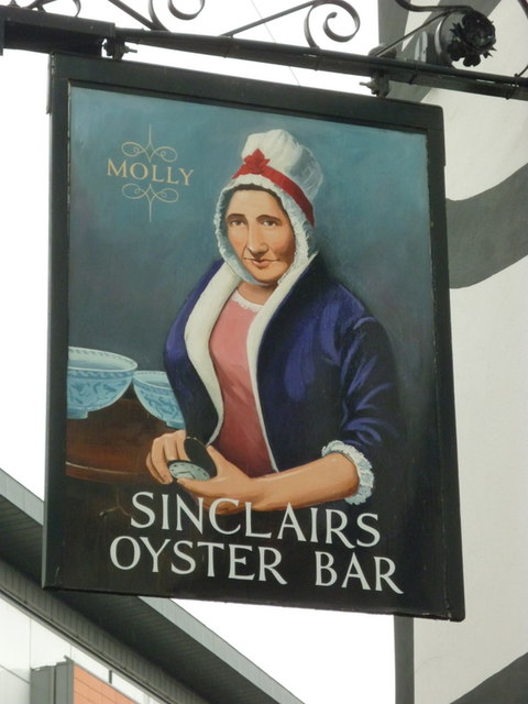 Sinclairs Oyster Bar