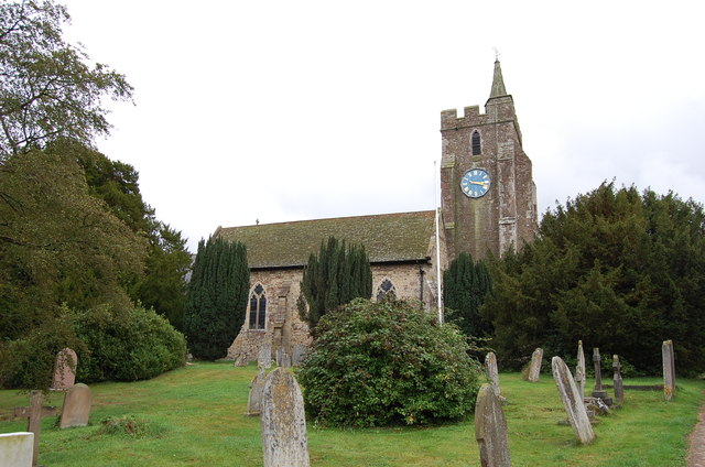 St Mary the Virgin Church, Rolvenden