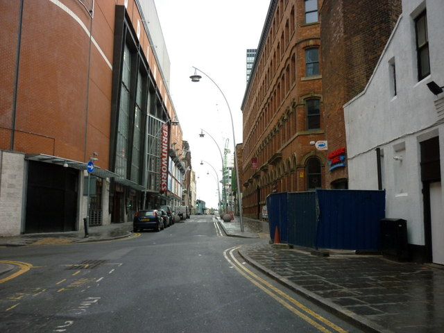 Dantzic Street, Manchester