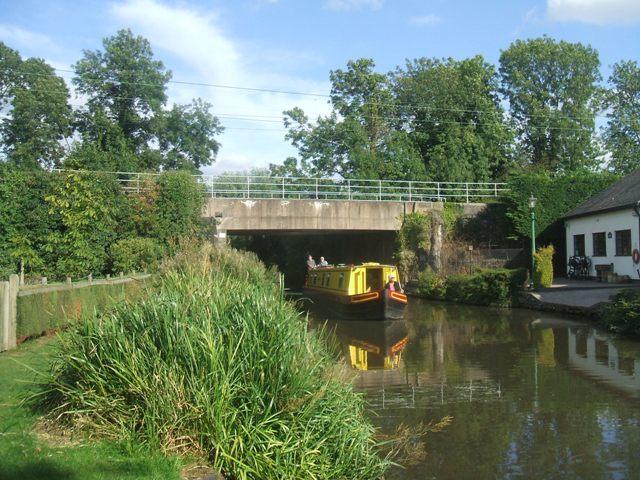 Slade Heath Railway Bridge