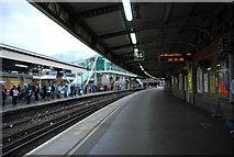 TQ2775 : Platform 14, Clapham Junction Station by N Chadwick