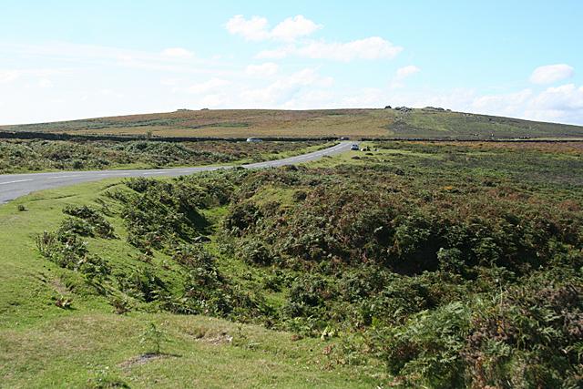 Ilsington: site of Haytor Consols