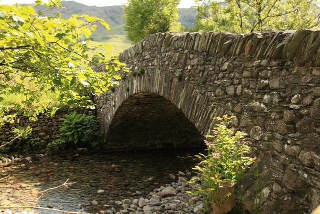 Bridge over Great Langdale Beck