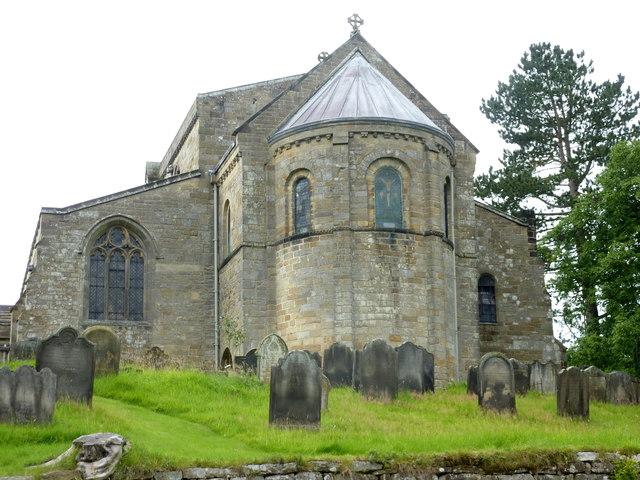 Church of St. Mary, Lastingham
