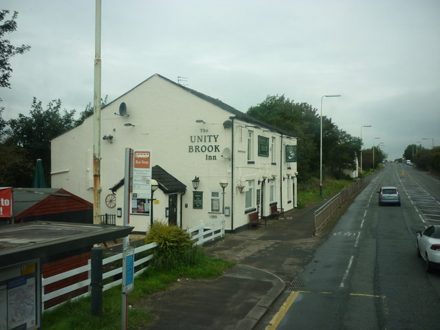 The Unity Brook Inn on Manchester Road