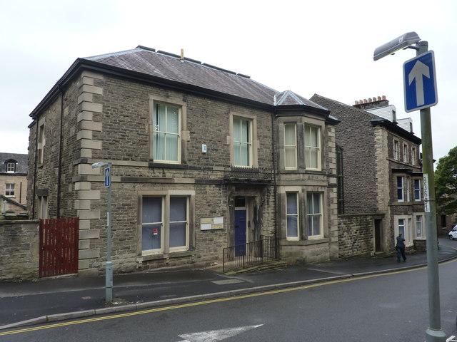 Buxton Probation Office