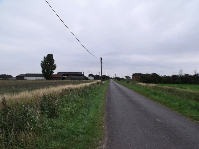 Fen Lane Stables, Timberland Drove
