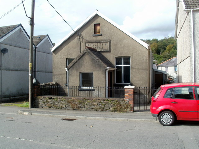 Methodist Church, Glynneath