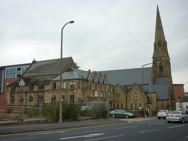 St Paul's Court  on Moor Lane