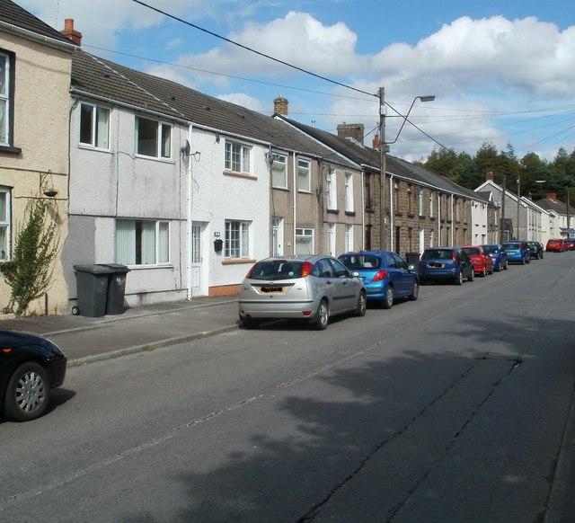 Aberdare Road, Glynneath