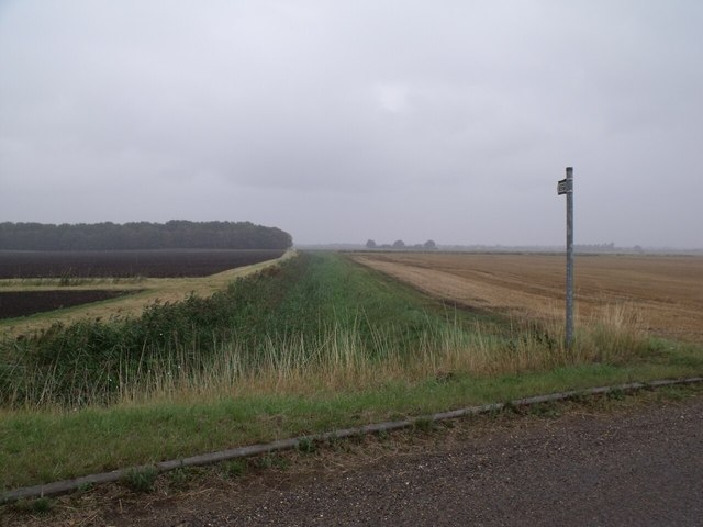 Rainy Landscape from Decoy Bridge