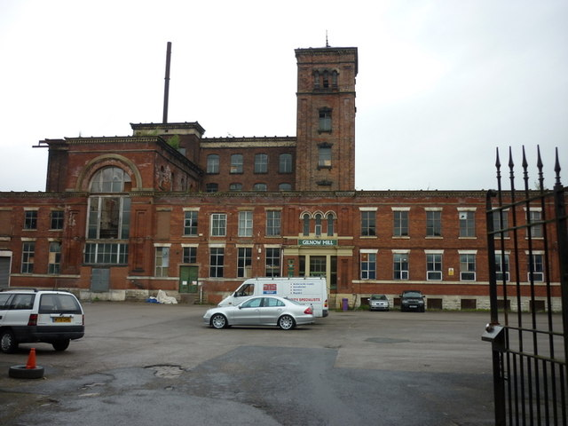 Gilnow Mill, Gilnow, Bolton