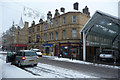 SE0925 : Southgate, Halifax in the snow by Phil Champion