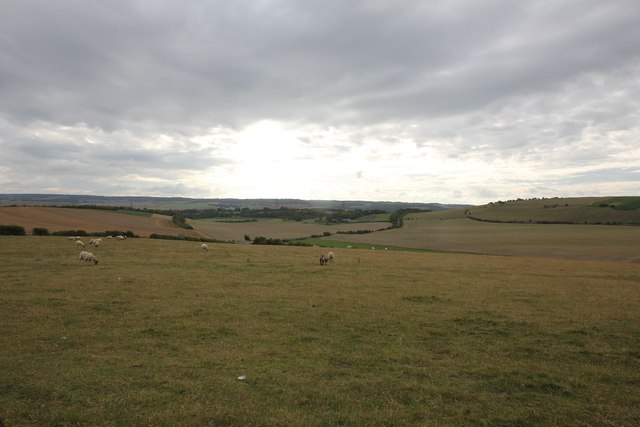 Across Kingstanding Hill