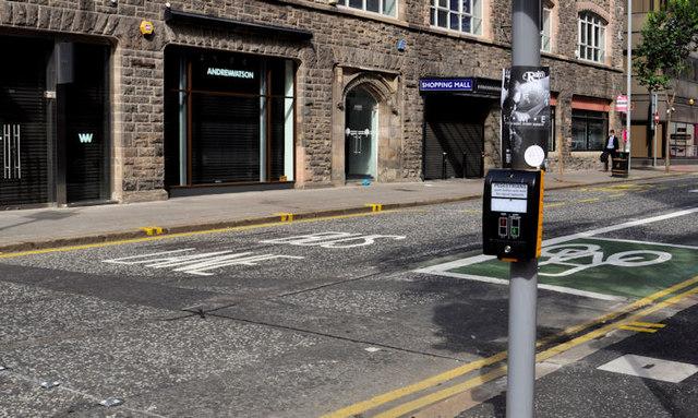 Upper Queen Street, Belfast (2)
