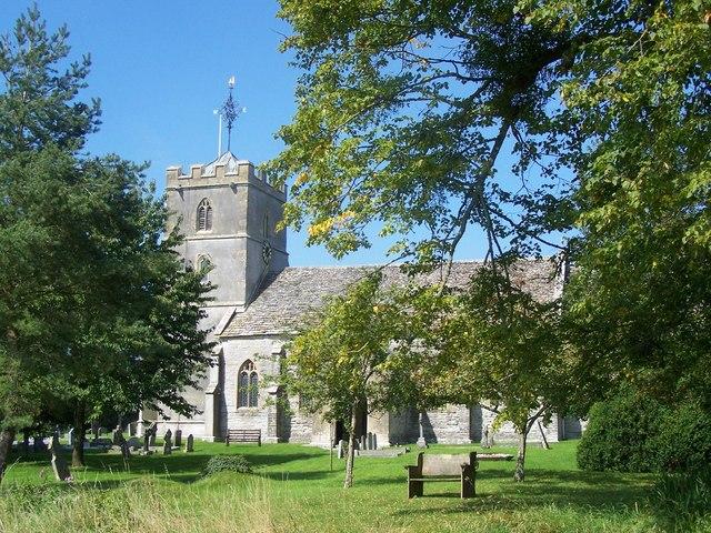 St Dunstan, Baltonsborough