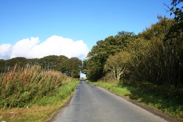 Road to Middlemuir