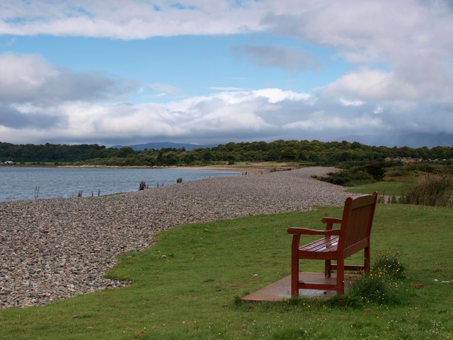 Sit and Ponder on Tralee Beach
