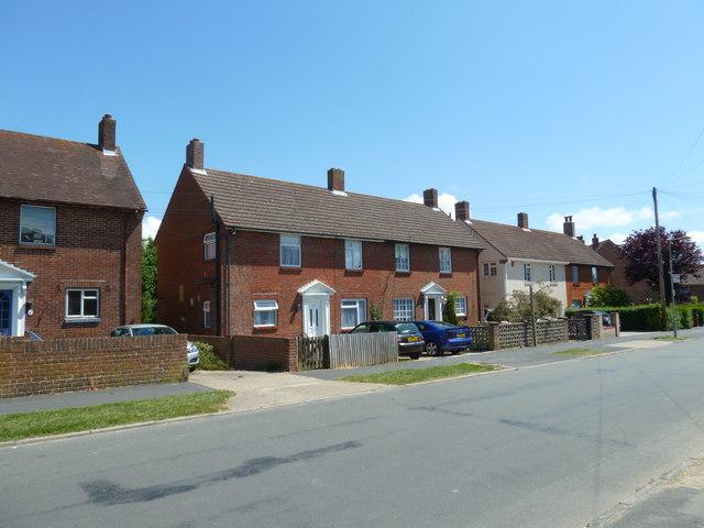 Hillson Drive housing
