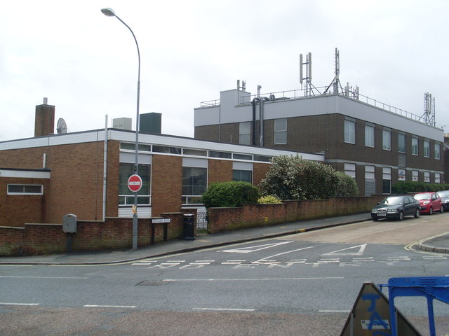 Cowes Telephone Exchange, IoW