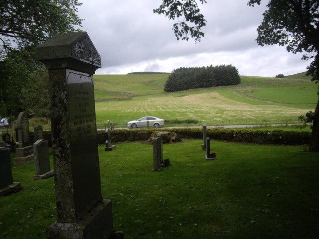 A copse near Lesmore