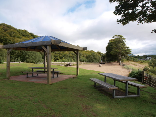 Barbecue and Picnic Area Tralee Bay