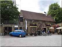 TQ2669 : The William Morris pub by Stephen Craven