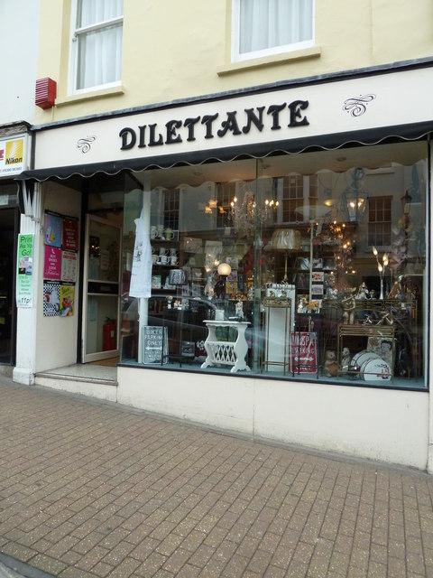 Union Street- Dilletante