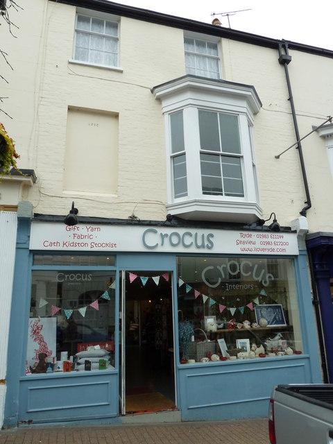 Union Street- Crocus