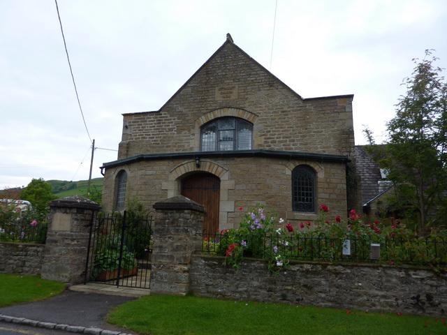 Former church, Muker