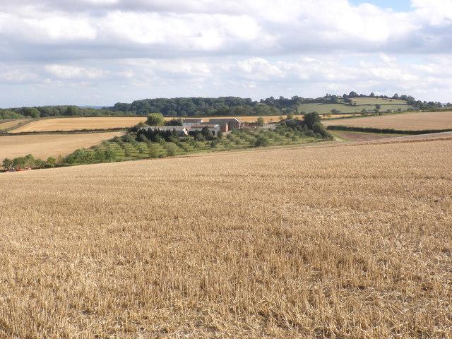 View towards Billingsley