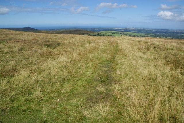 Bridleway to Tafarn-y-bwlch