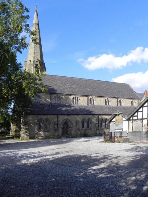 St James' Church of England, Hope