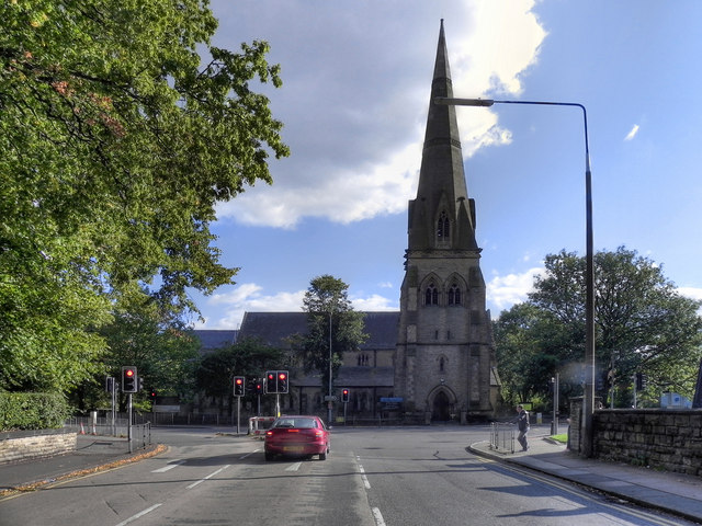St James' Church, Hope, Salford