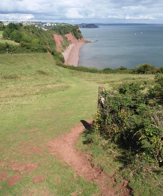 Coast path on Bundle Head