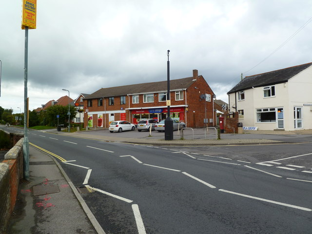Pennington, post office & store