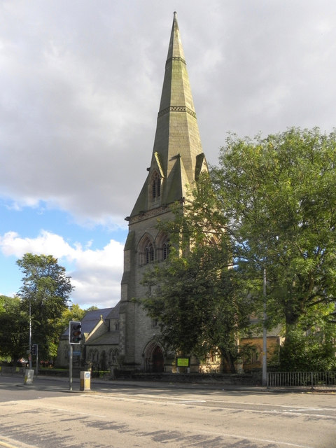 St James' Church, Hope