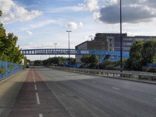 Bridge over Tenax Road