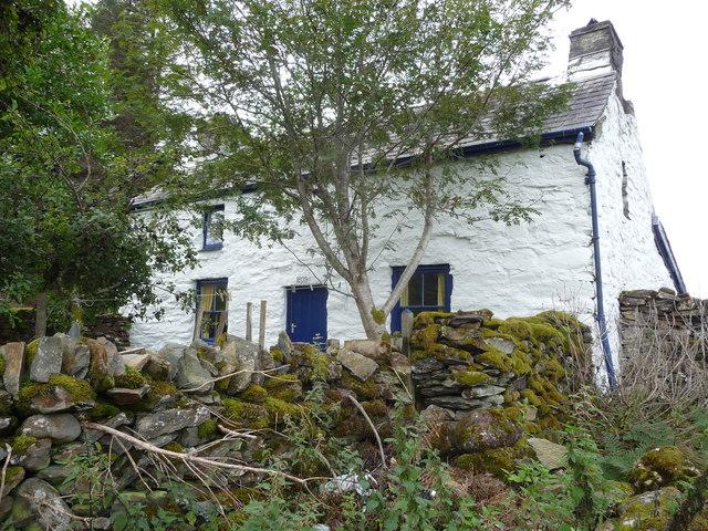 Hafod Owen cottage