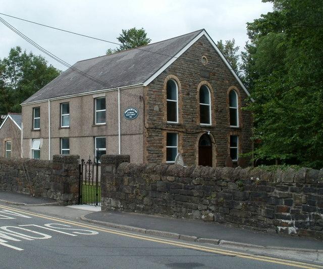 Capel-y-glyn, Glynneath