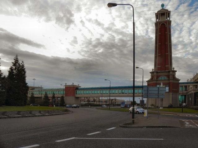 Trafford Centre, Pedestrian Link Bridge