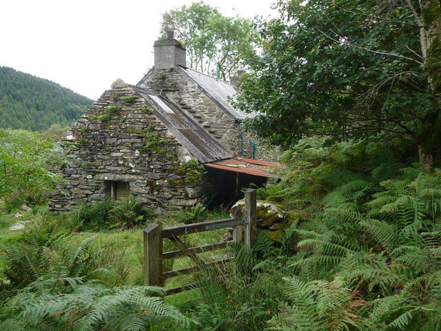 Cottage in the Nanmor Valley