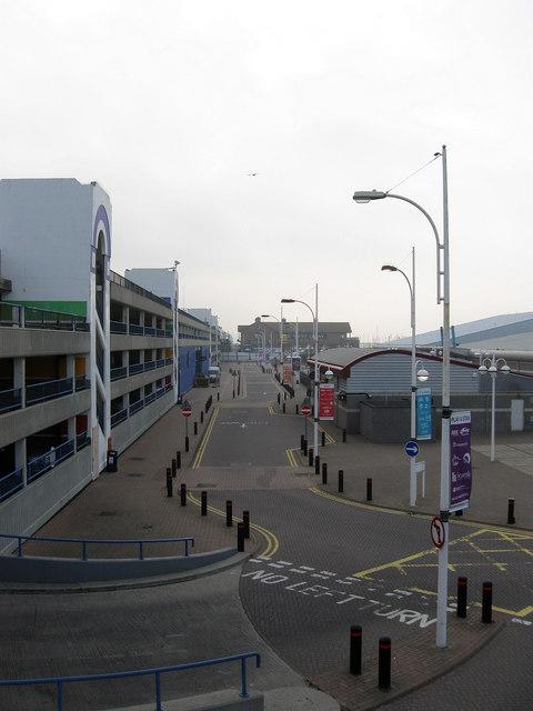 Entertainments, Brighton Marina