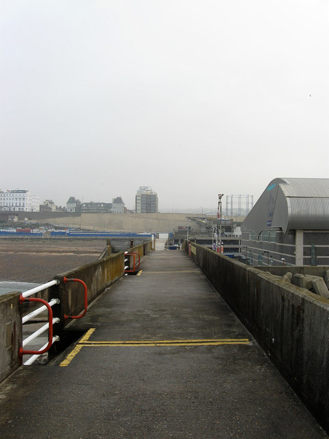 West Breakwater