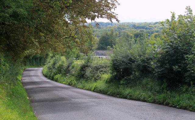 2011 : Station Road near Boyton