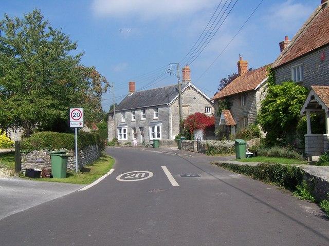 High Street, Butleigh